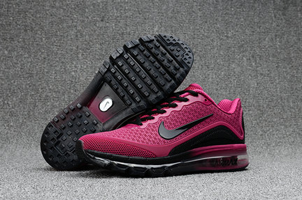 Air Max FREE SHIPPING Cheap Nike Mens Air Max 2017 Pink Black