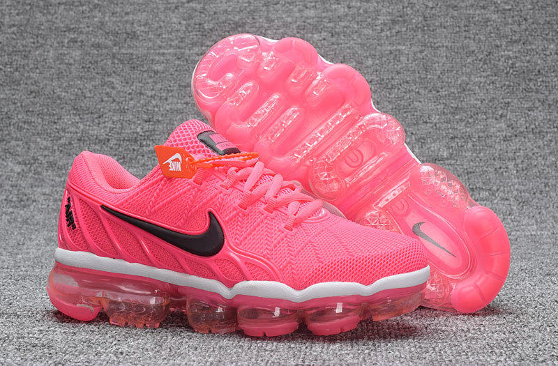 Air Max FREE SHIPPING Cheap Nike Sporting Sneakers Air Max 2018 Womens Black Pink White