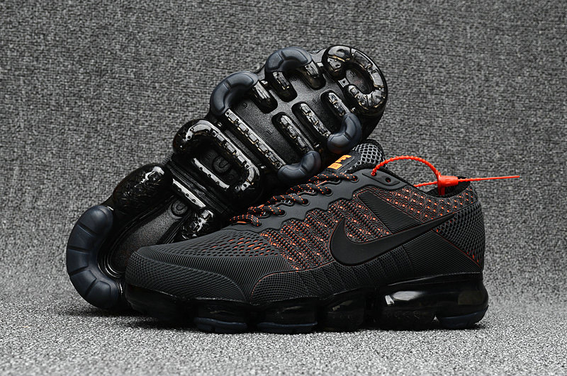 Air Max FREE SHIPPING Cheap Nike Sportwear Air Max 2018 Mens Black Orange