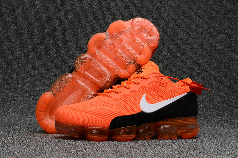 Air Max FREE SHIPPING Cheap Nike Sportwear Air Max 2018 Mens Orange White Black