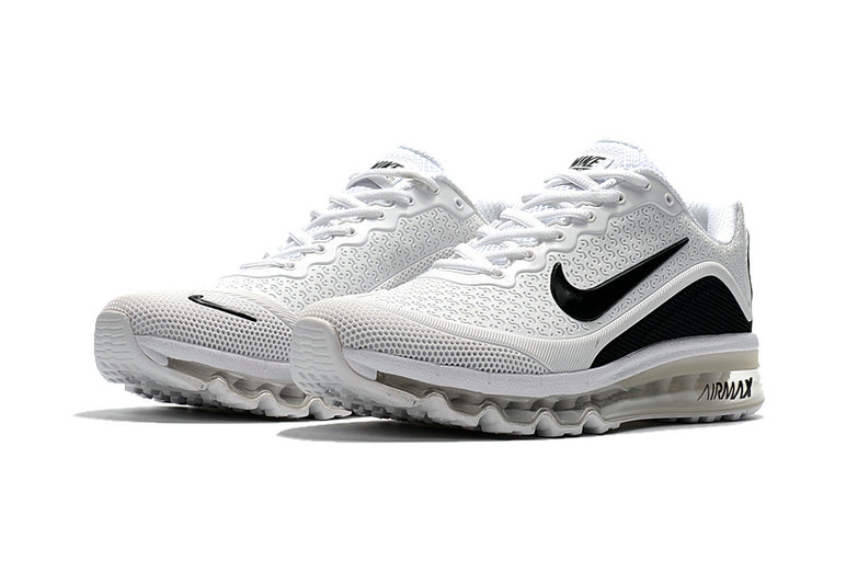 Air Max FREE SHIPPING Cheap Nike WMNS Air Max 2017 White Black
