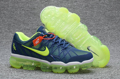 Air Max FREE SHIPPING Cheap NikeLab Air Max 2018 Mens Fluorescent Green Blue