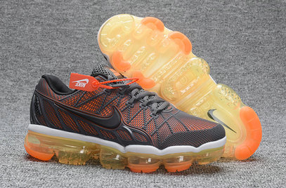 Air Max FREE SHIPPING Cheap NikeLab Air Max 2018 Mens Orange Grey White