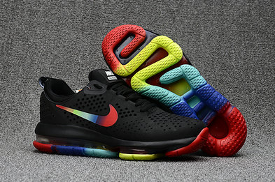 Air Max FREE SHIPPING Cheap NikeLab Air Max 2018 Running Black Colorful