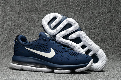 Air Max FREE SHIPPING Cheap NikeLab Air Max 2018 Running Navy Blue White