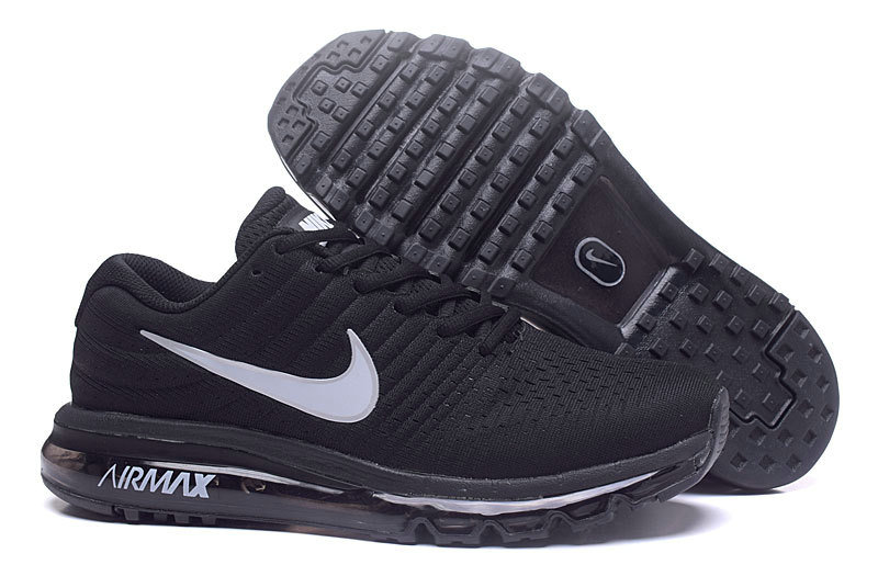 Air Max FREE SHIPPING Cheap NikeLab Nike Air Max 2017 Mens Black Grey