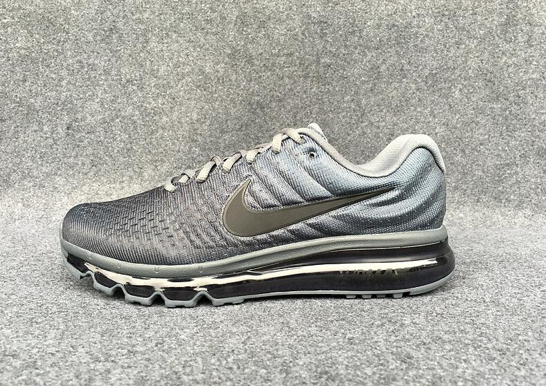 Air Max FREE SHIPPING Cheap Sale Nike Air Max 2017 Silver Grey Black