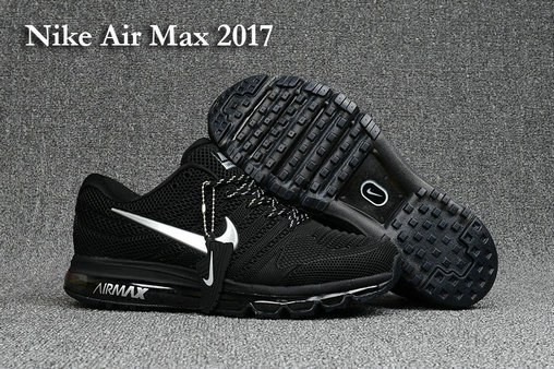 Air Max FREE SHIPPING Nike Air Max Cheap Nike Air Max 2017 Running Black White
